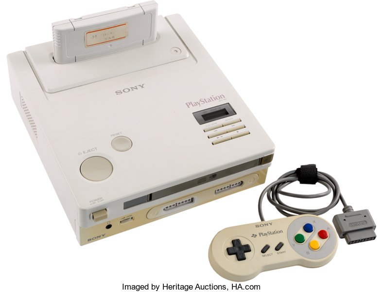 nintendo playstation auction, A Nintendo PlayStation prototype is currently going for $310,000 at an auction, Gadget Pilipinas, Gadget Pilipinas