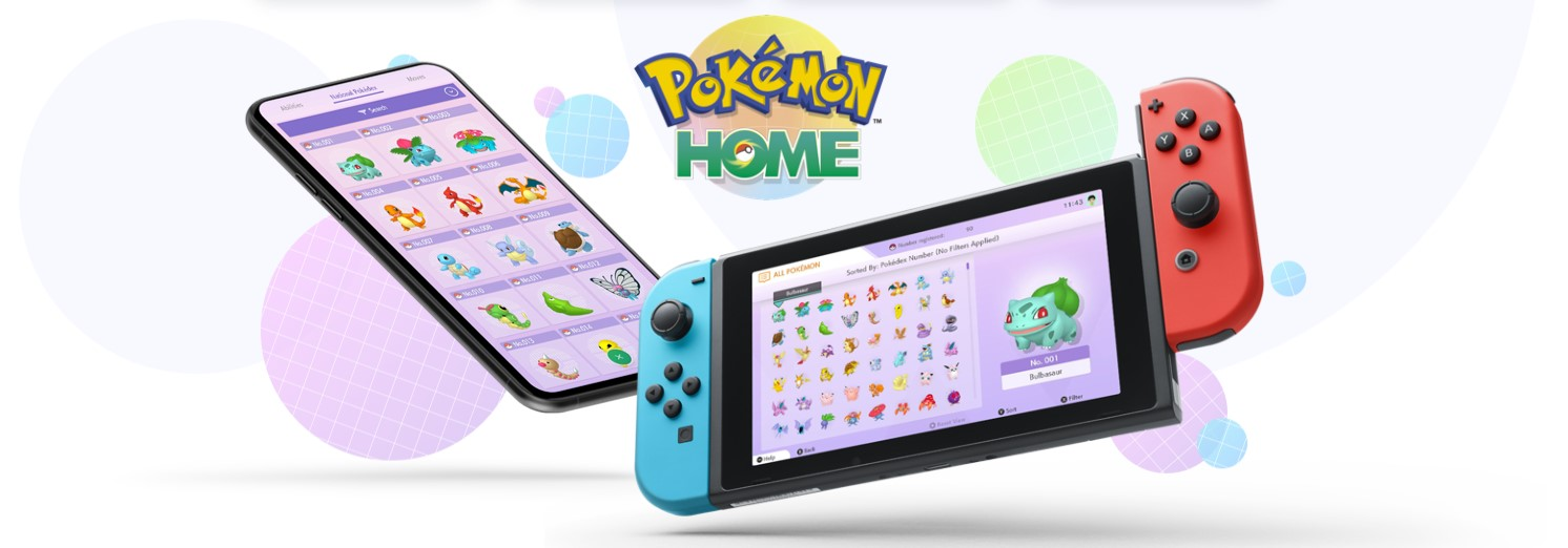 pokemon home switch ios android, Pokemon Home is now available for the Nintendo Switch, iOS, and Android devices, Gadget Pilipinas, Gadget Pilipinas