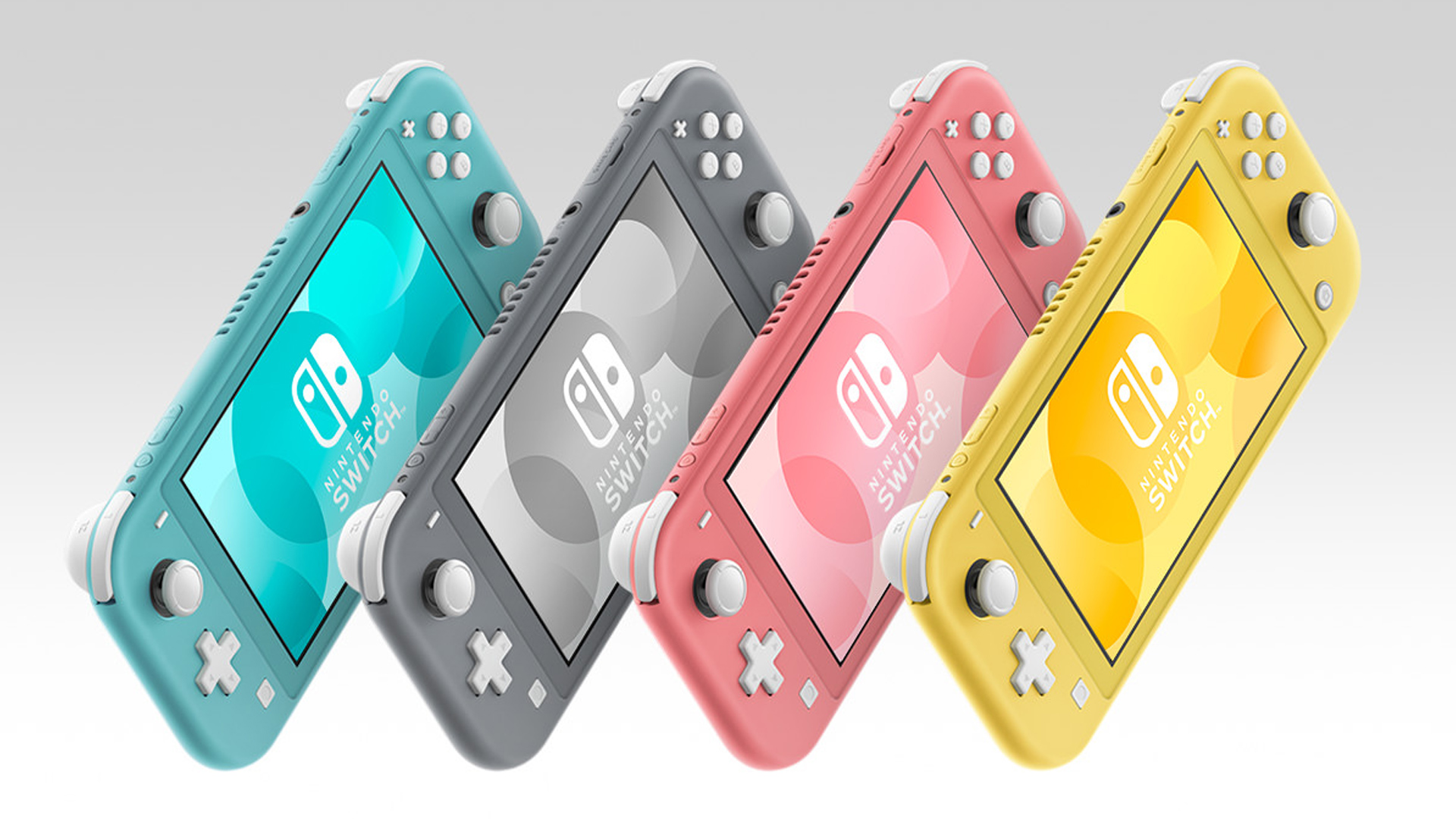 switch lite coral
