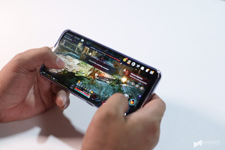 Galaxy S20 Ultra Gaming Review 38