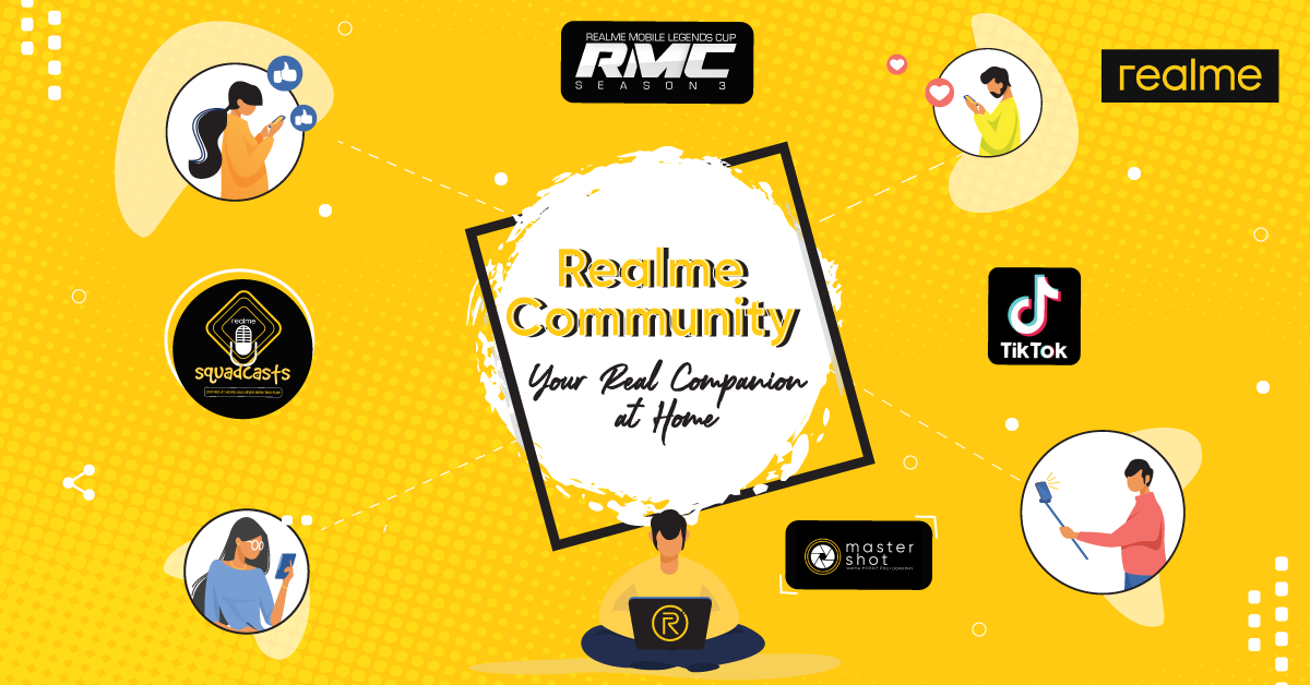 realme Philippines-Your Companion at Home