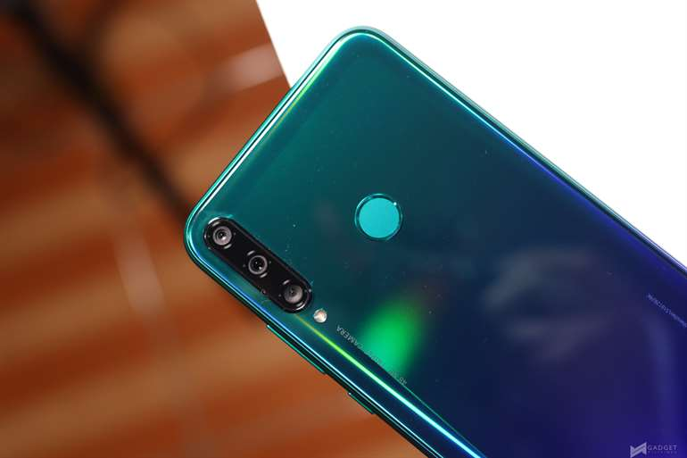 Huawei Y7P Review 29