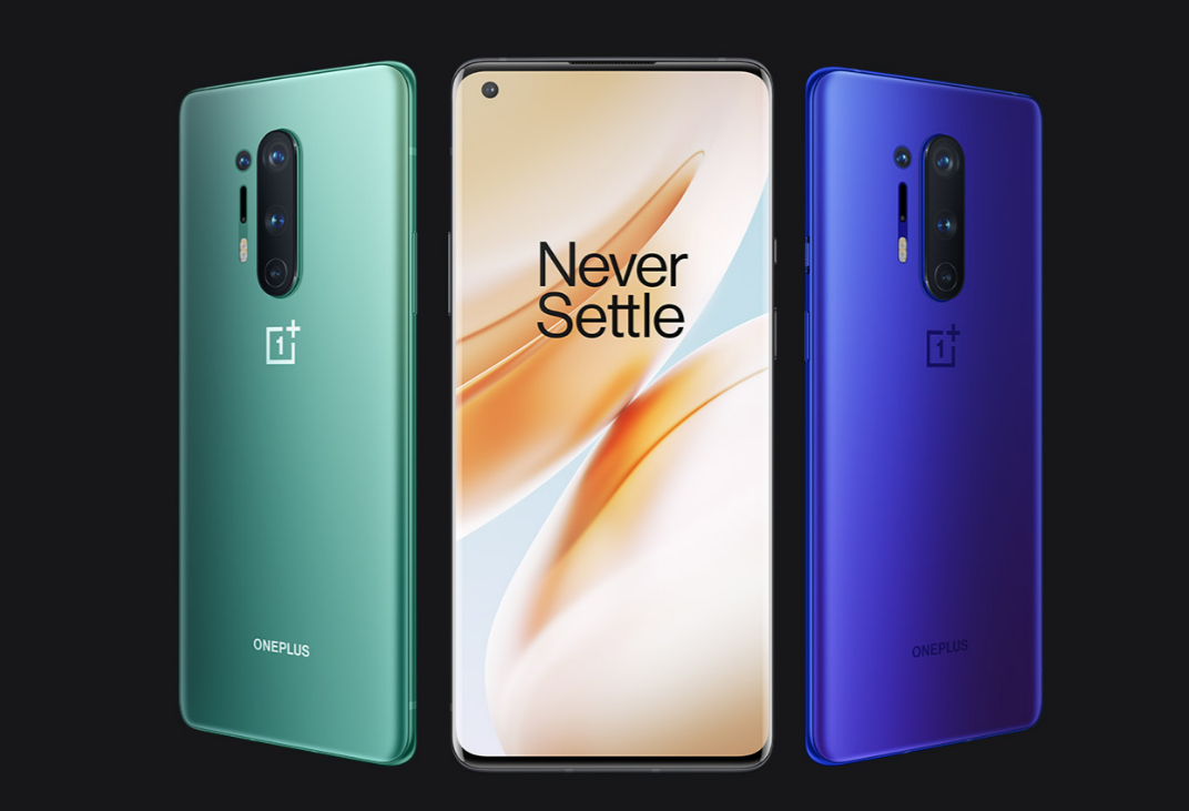 OnePlus 8 Pro - Cover