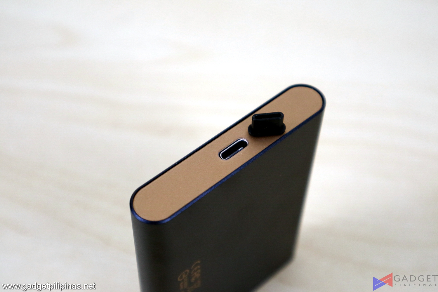 TeamGroup PD400 Review - usb c