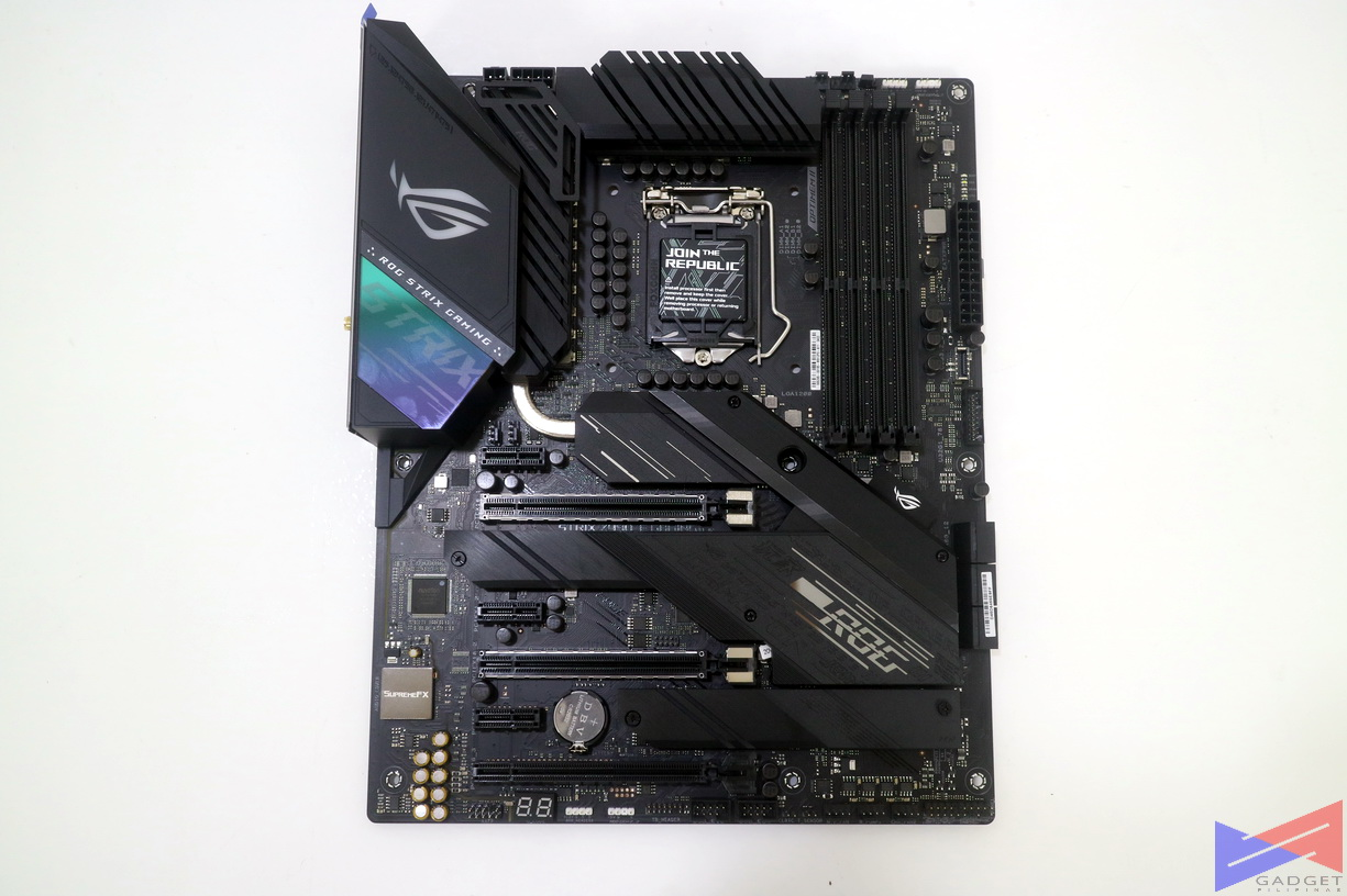 ASUS ROG Strix Z490-E Gaming Motherboard Initial Review