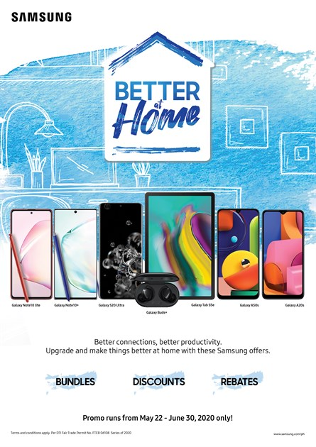 Samsung - Better at Home Promo