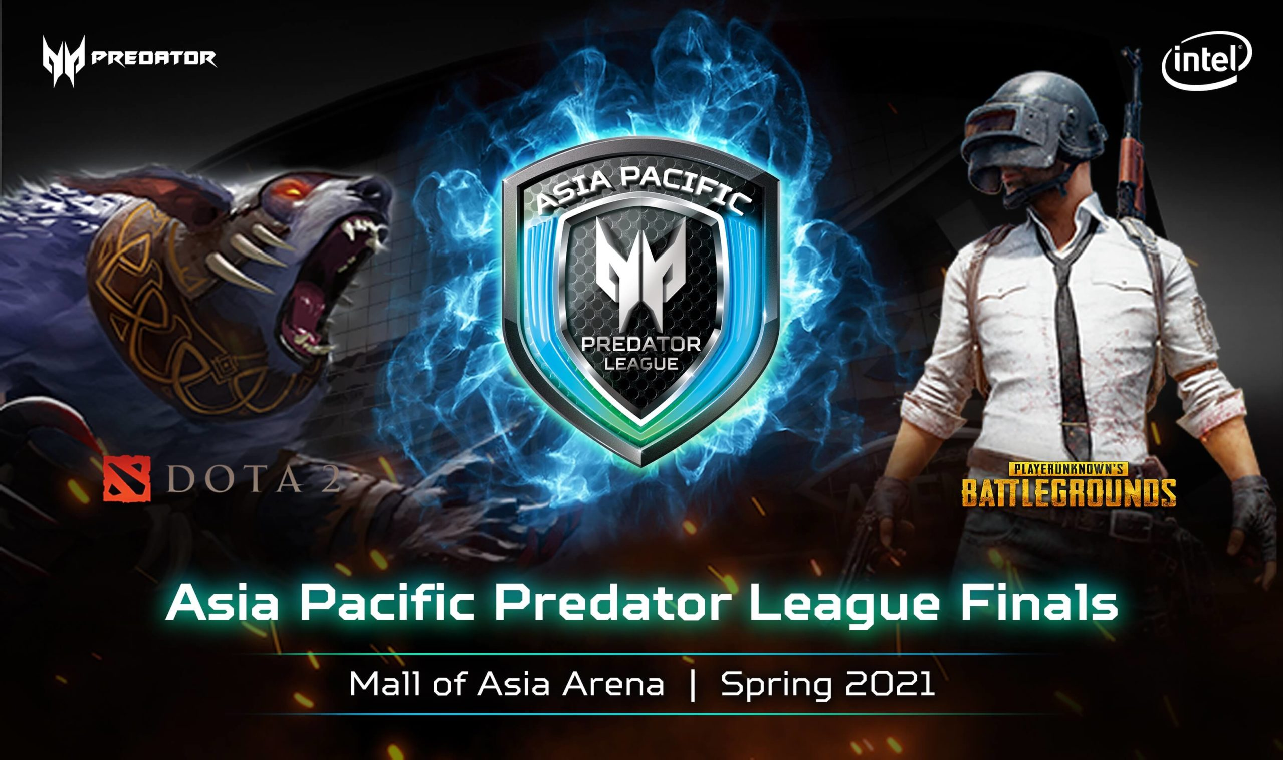 APAC Predator League 2020 moved to Spring 2021