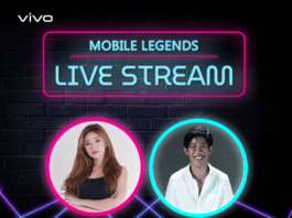 vivo ML livestream