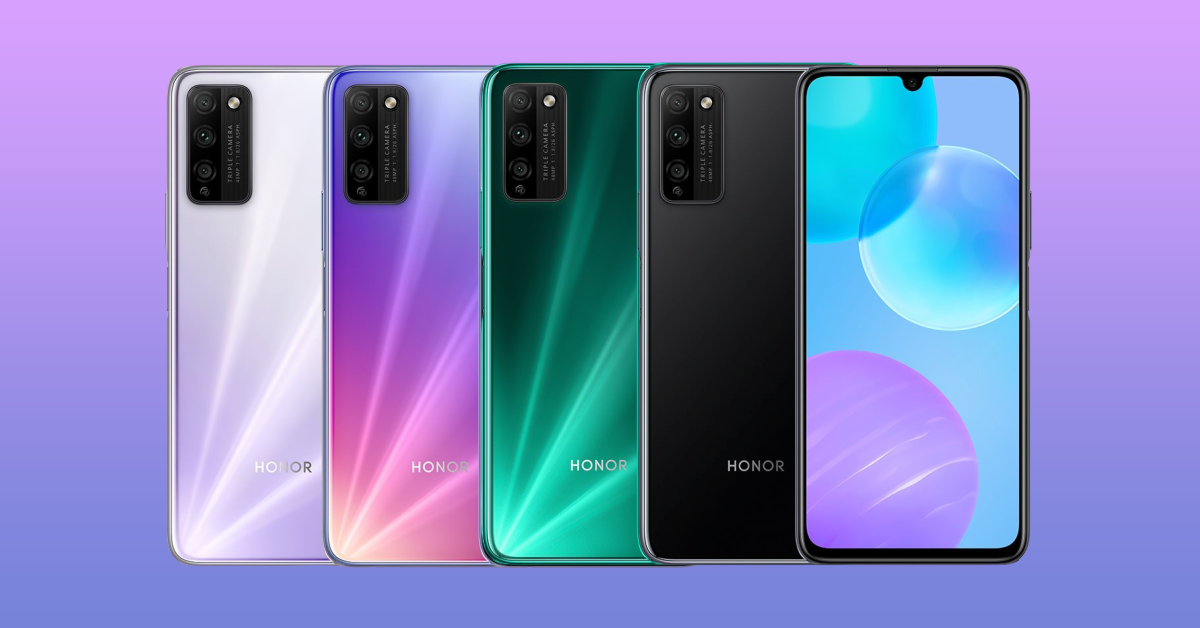 HONOR 30 Lite - Featured
