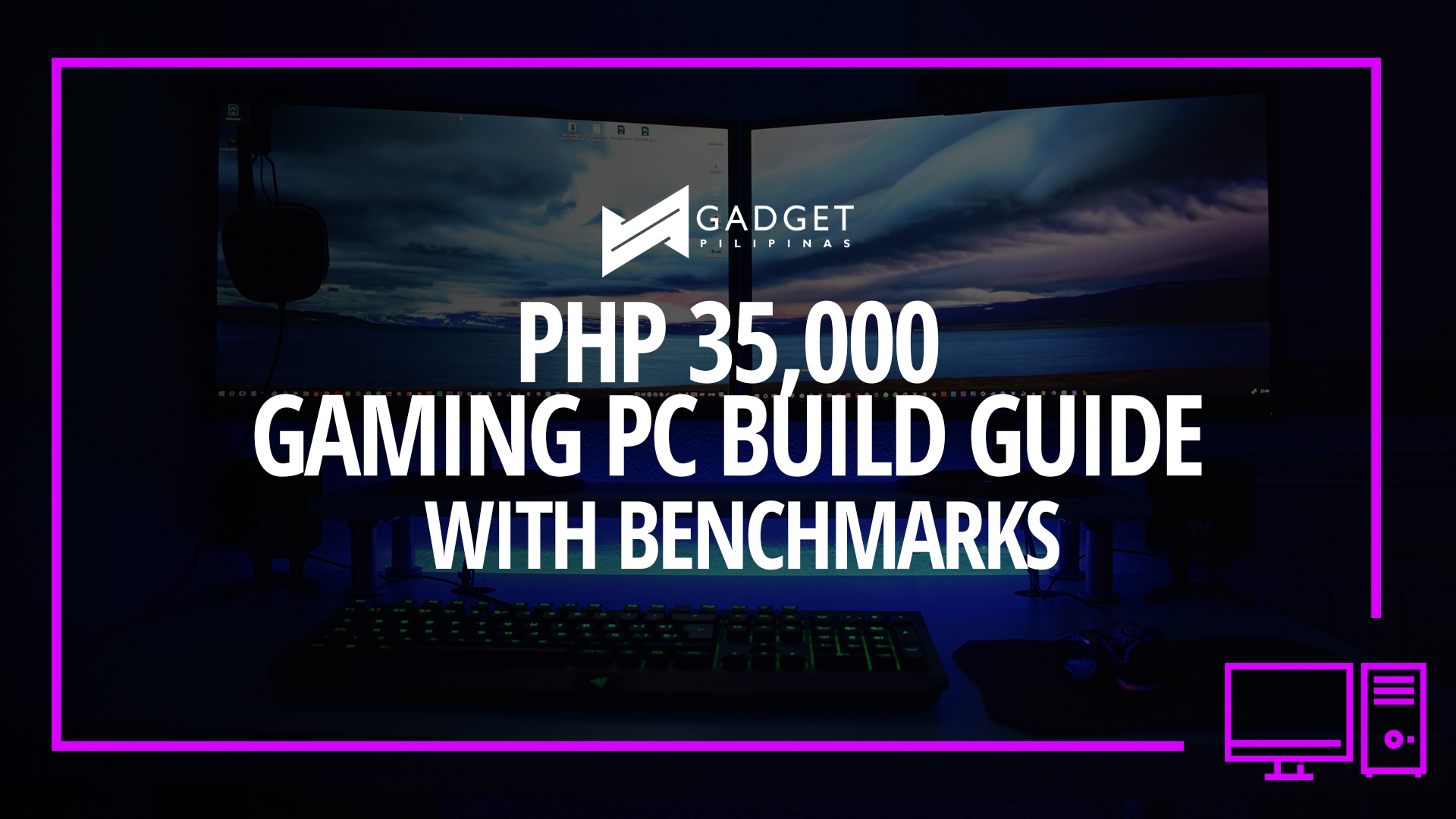 35K Gaming PC Build Guide - 35K PESOS gaming pc build - 35k gaming pc ph - 35k gaming pc philippines