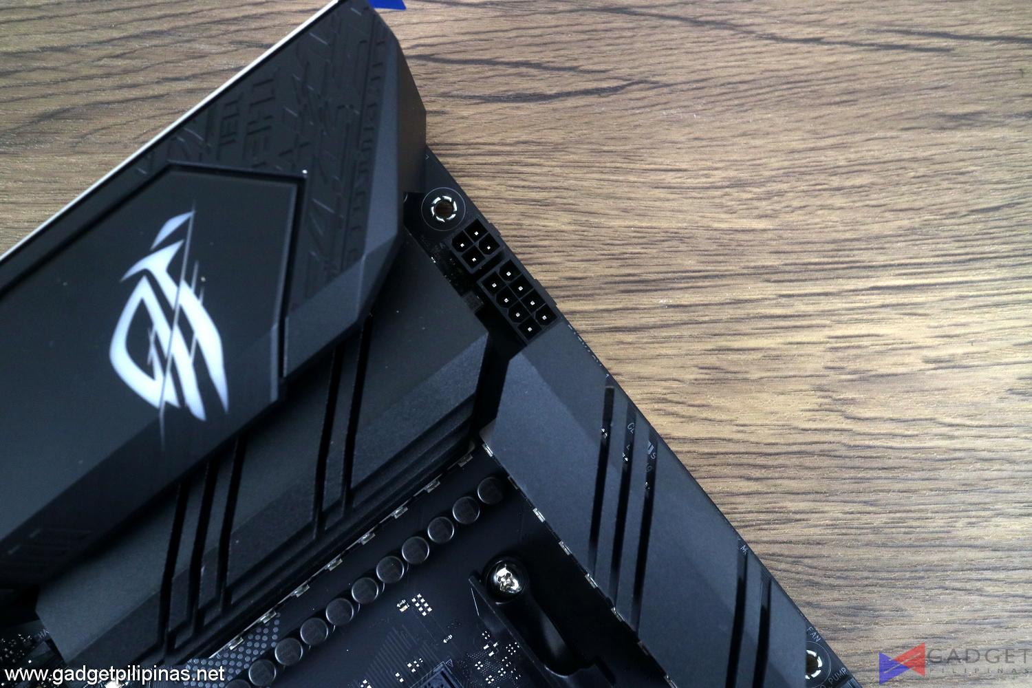 ROG Strix B550-E Gaming Motherboard Review 017