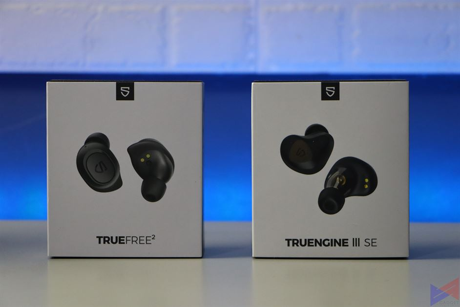 Soundpeats Truefree2 and Truengine 3 SE