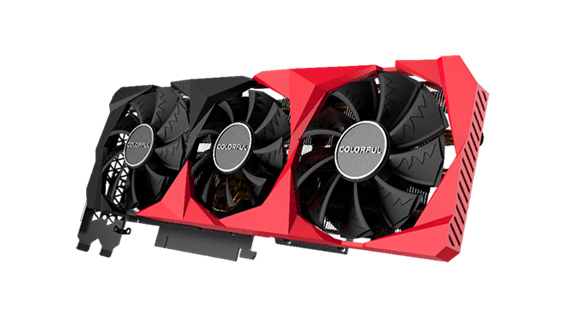 Colorful iGame NB RTX 3090, NB RTX 3080 NB RTX 3070 PH