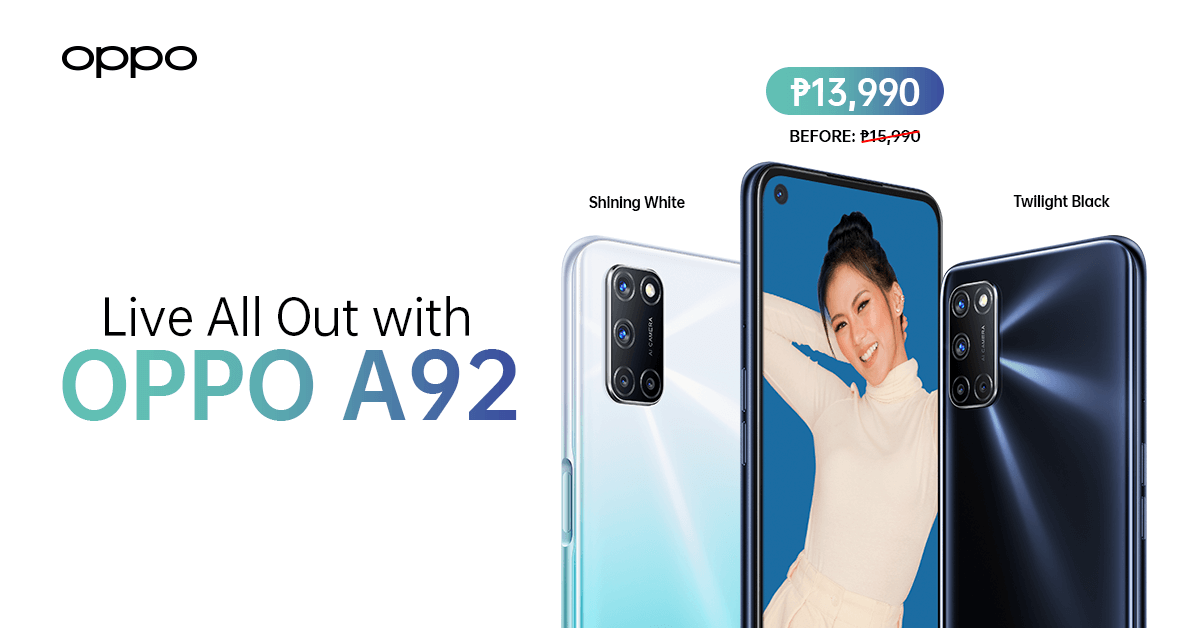 OPPO A92 Price Drop (1)