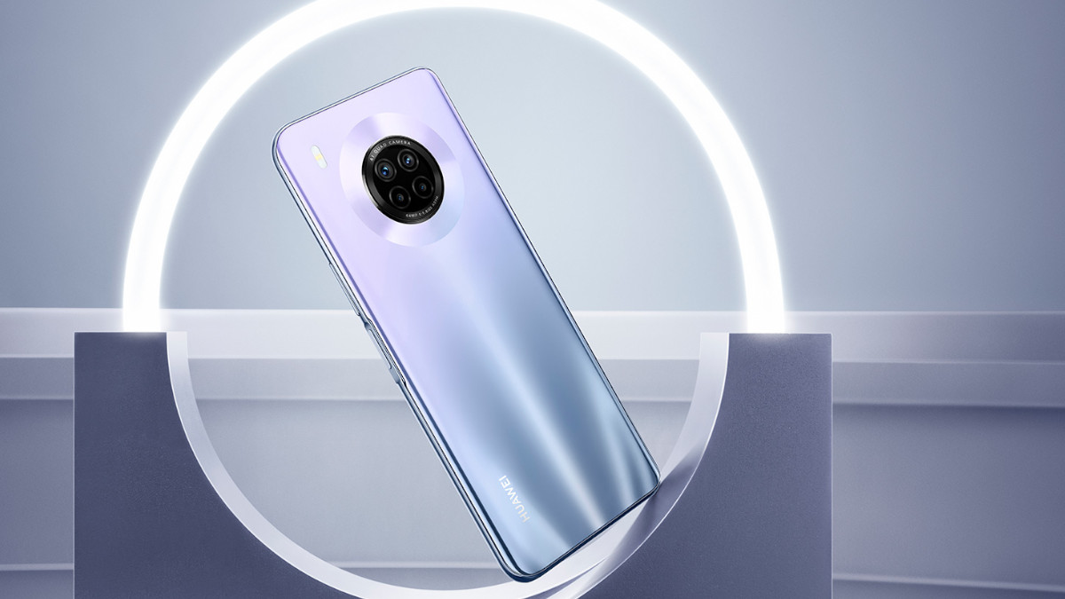 huawei-y9a-space-silver
