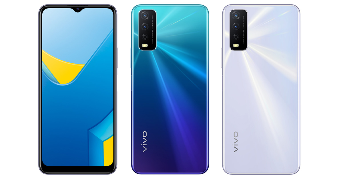 vivo Y20i - All Colors