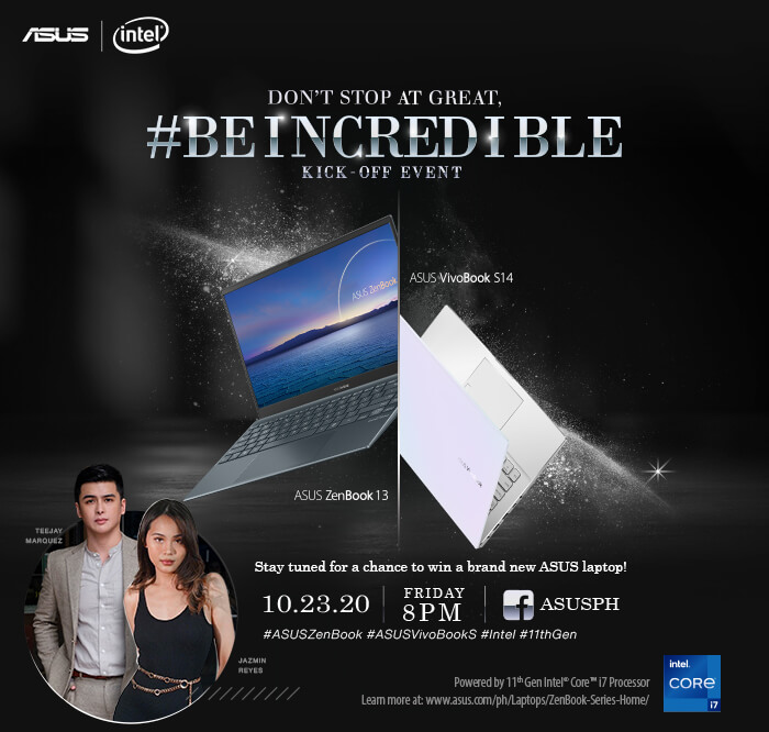 ASUS Be Incredible Launch - 01