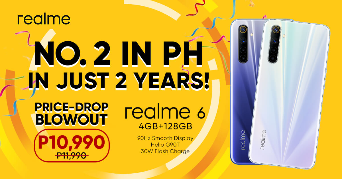 realme top 2 smartphone brand in ph (1)