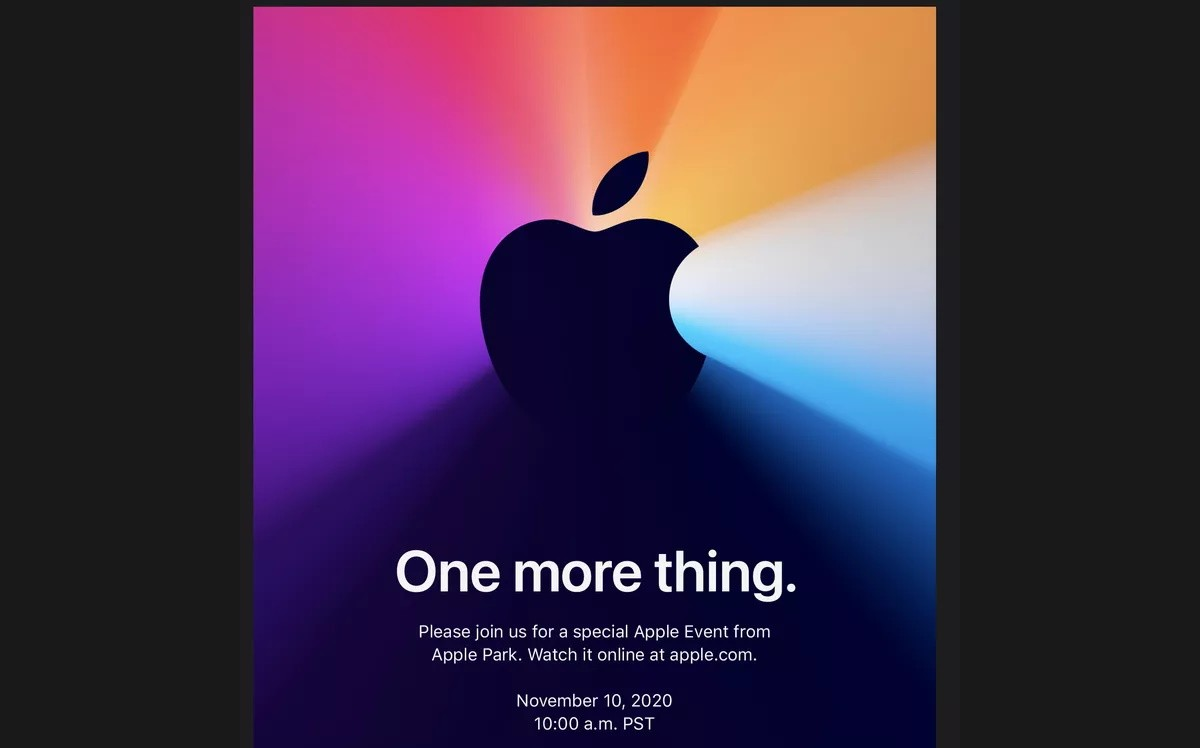 Apple November 10 Event