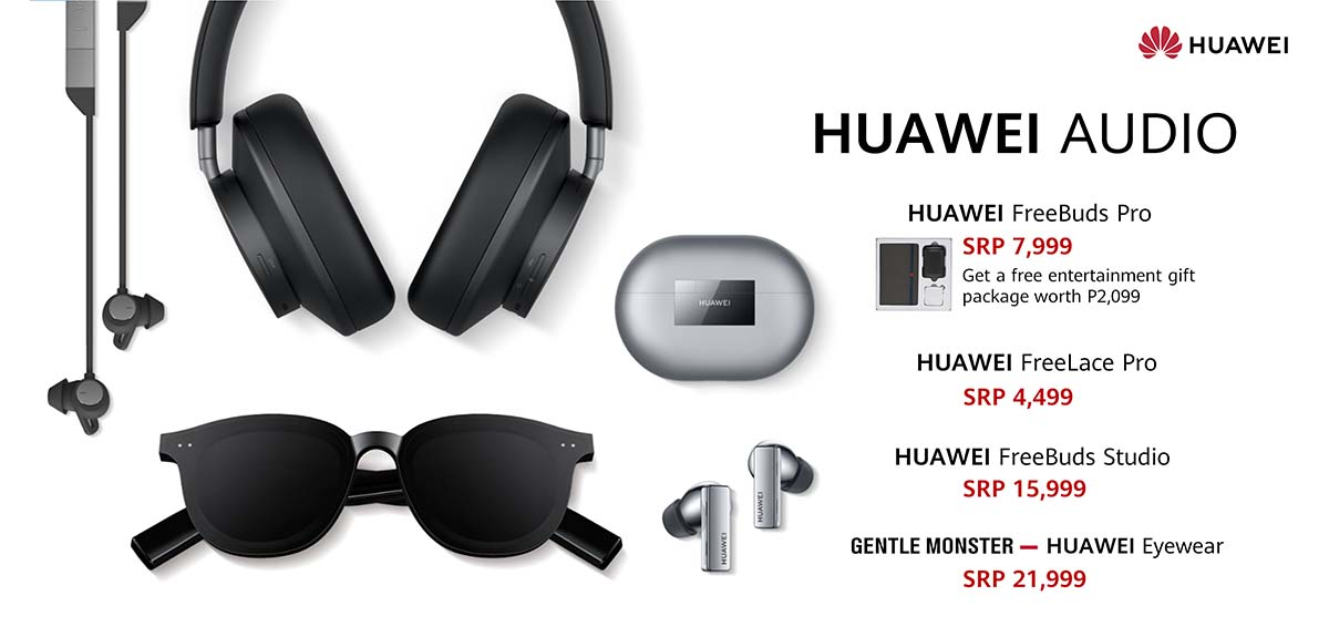 Huawei Audio Family - Pricing