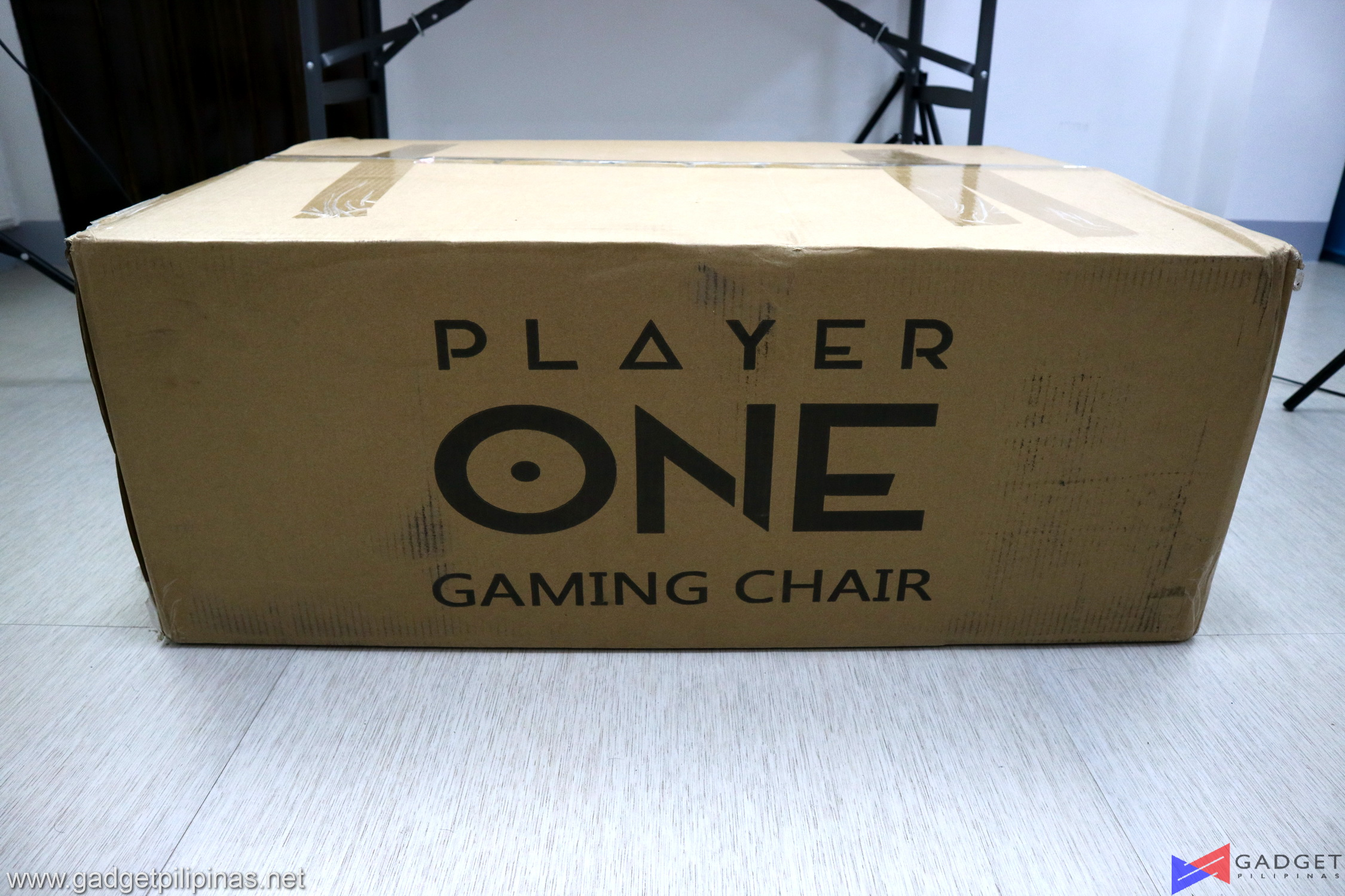 Player One Ghost v2 Gaming Chair Review 002