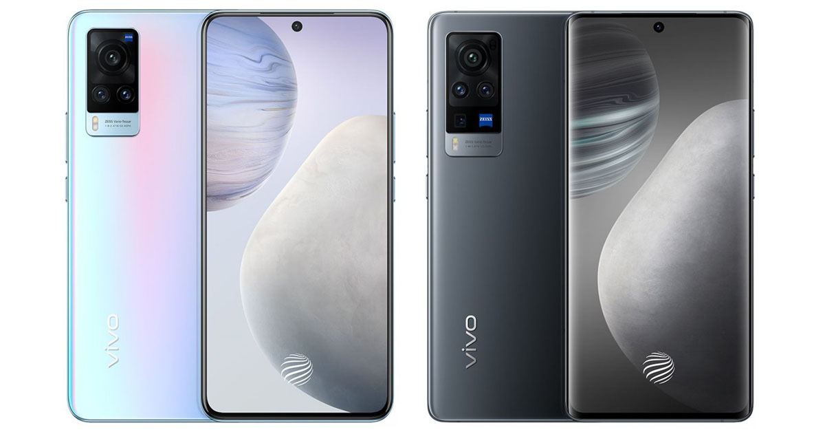 vivo X60 and X60 Pro