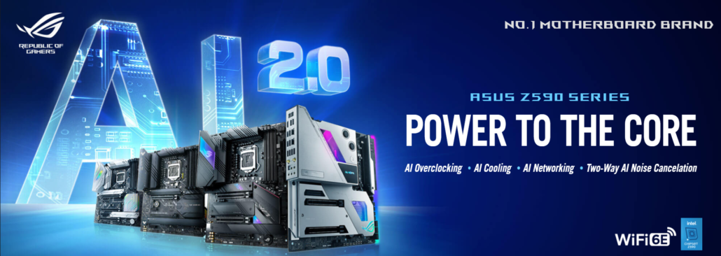 ASUS ROG Z590 Motherboard Philippines Price
