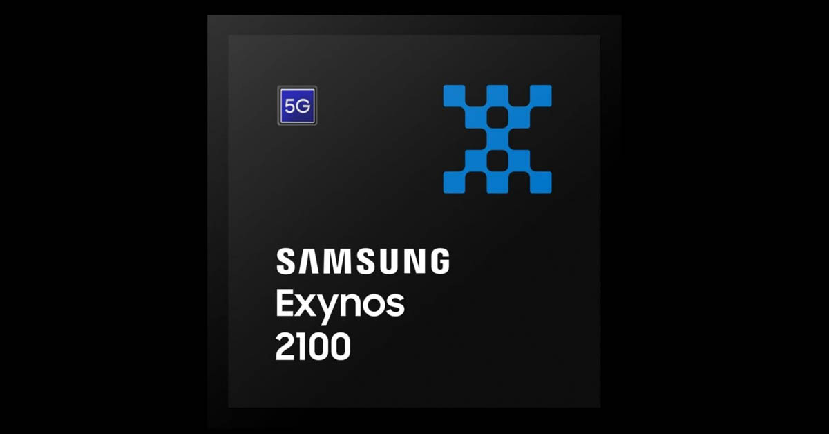 Exynos 2100 - Featured