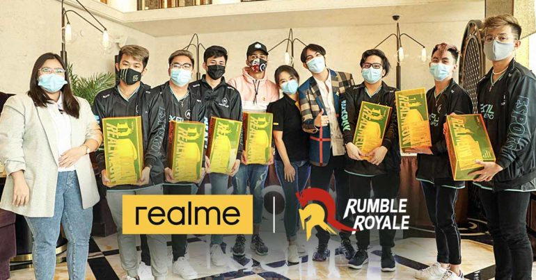 realme collaborates with Philippines' top gaming influencers - 1
