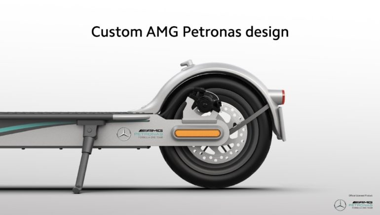 xiaomi-mi-electric-scooter-pro-2-mercedes-amg-petronas-f1-team-edition-details