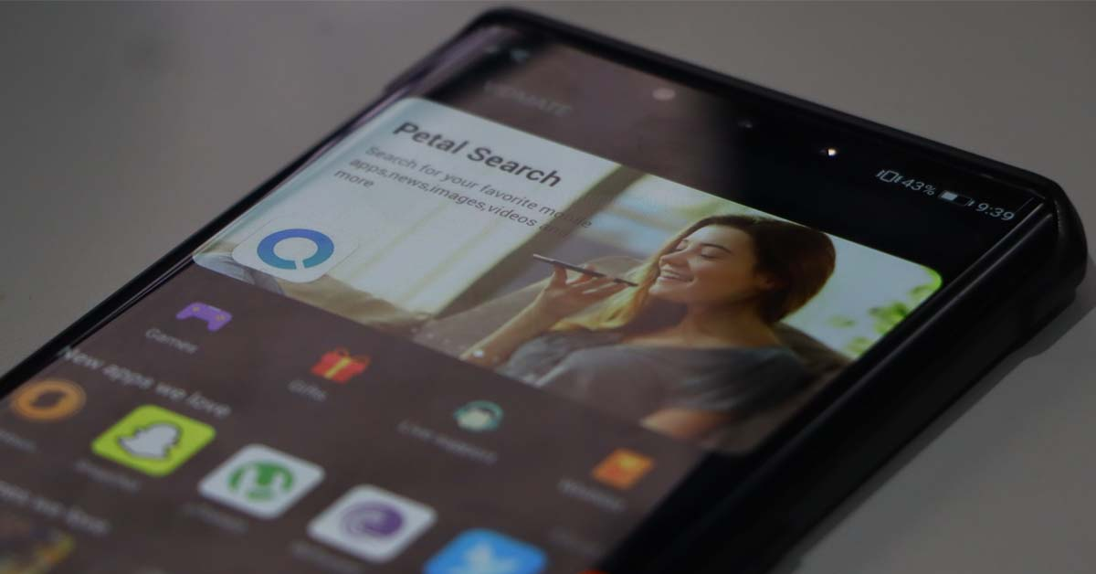 Huawei AppGallery - March 2021