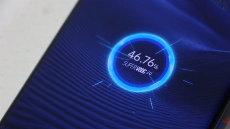 OPPO Find X3 Pro - Charging