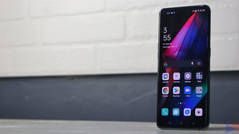 OPPO Find X3 Pro - Front 1