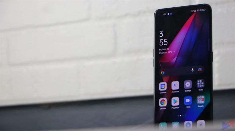OPPO Find X3 Pro - Front 3