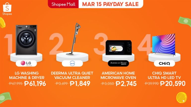 Shopee Payday Sale - Appliances