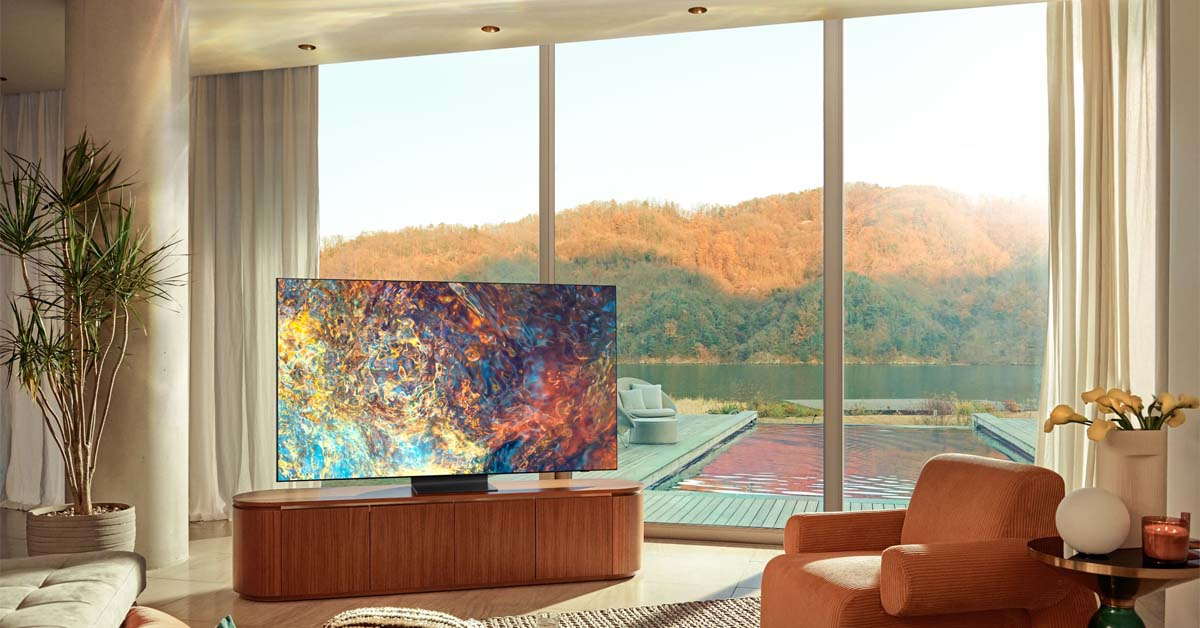 Samsung Unveils Local Pricing for its 2021 Neo QLED TV Lineup