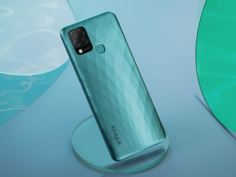 infinix-hot-10s-and-hot-10s-nfc-green