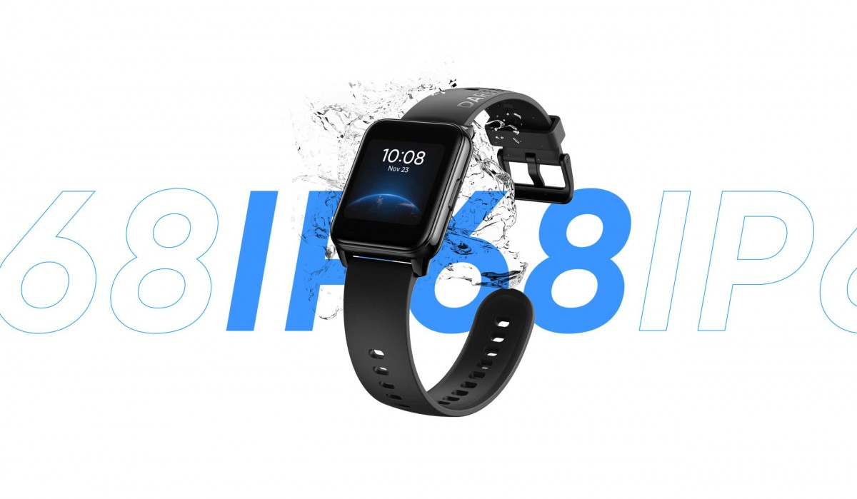realme Watch 2 with 12-day Battery Launched in Malaysia