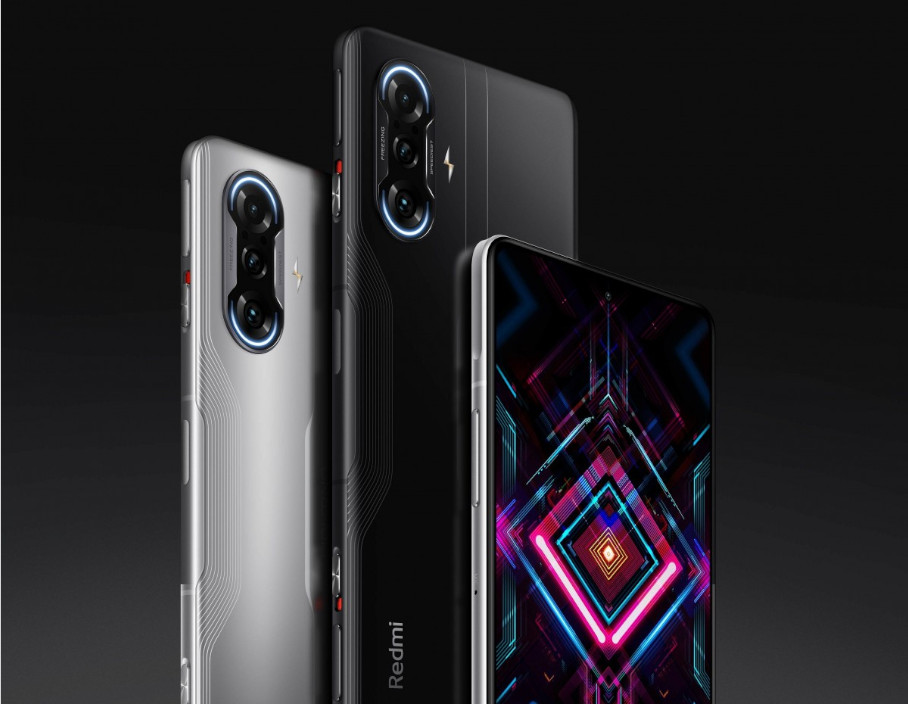 Redmi K40 Gaming Edition Introduced with Dimensity 1200 and 120Hz Display