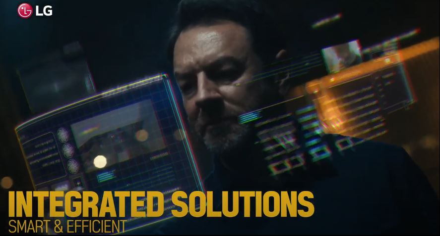 3 LG INTEGRATED SOLUTIONS