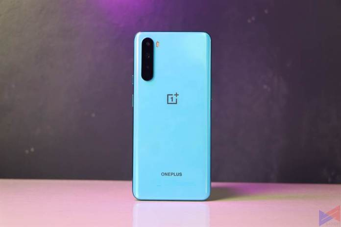 OnePlus Nord CE 5G report - Nord