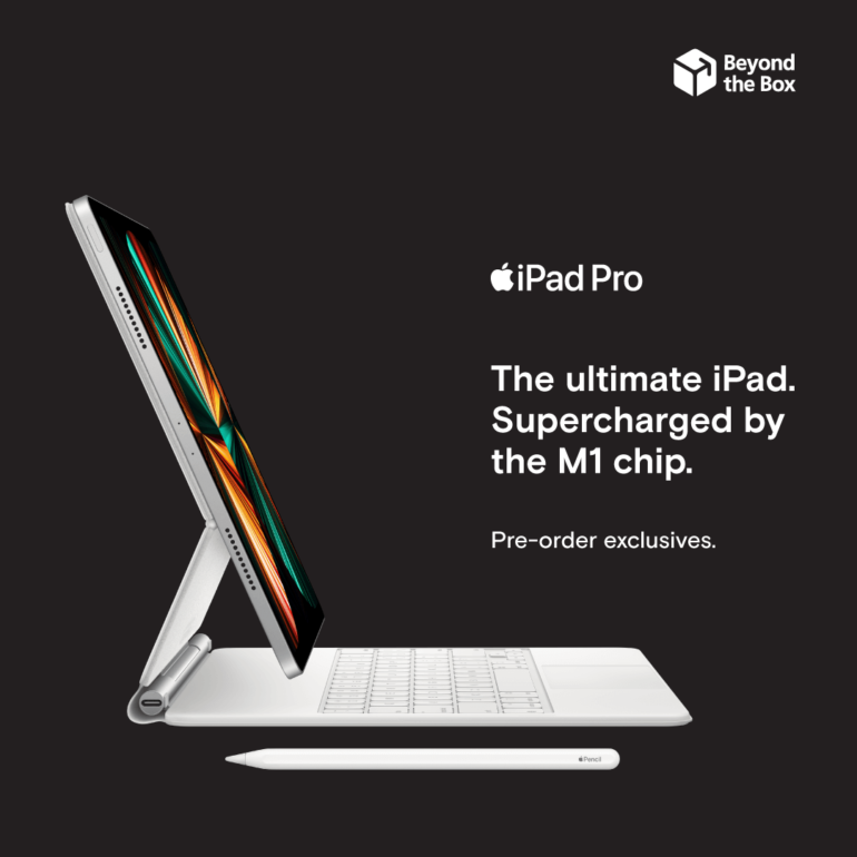 iPad Pro with M1 Chip Pre Order_FB1