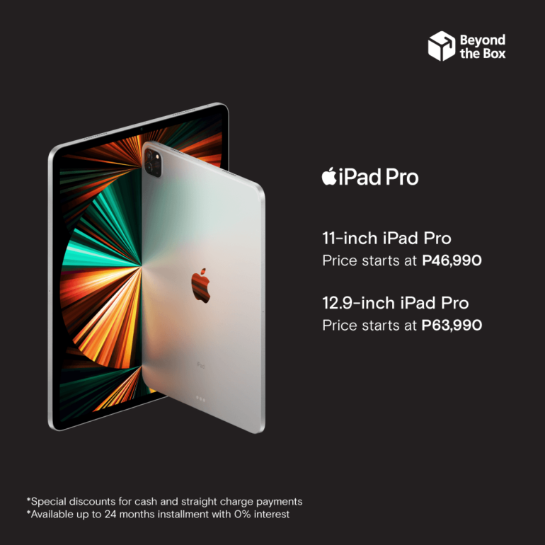 iPad Pro with M1 Chip Pre Order_FB2