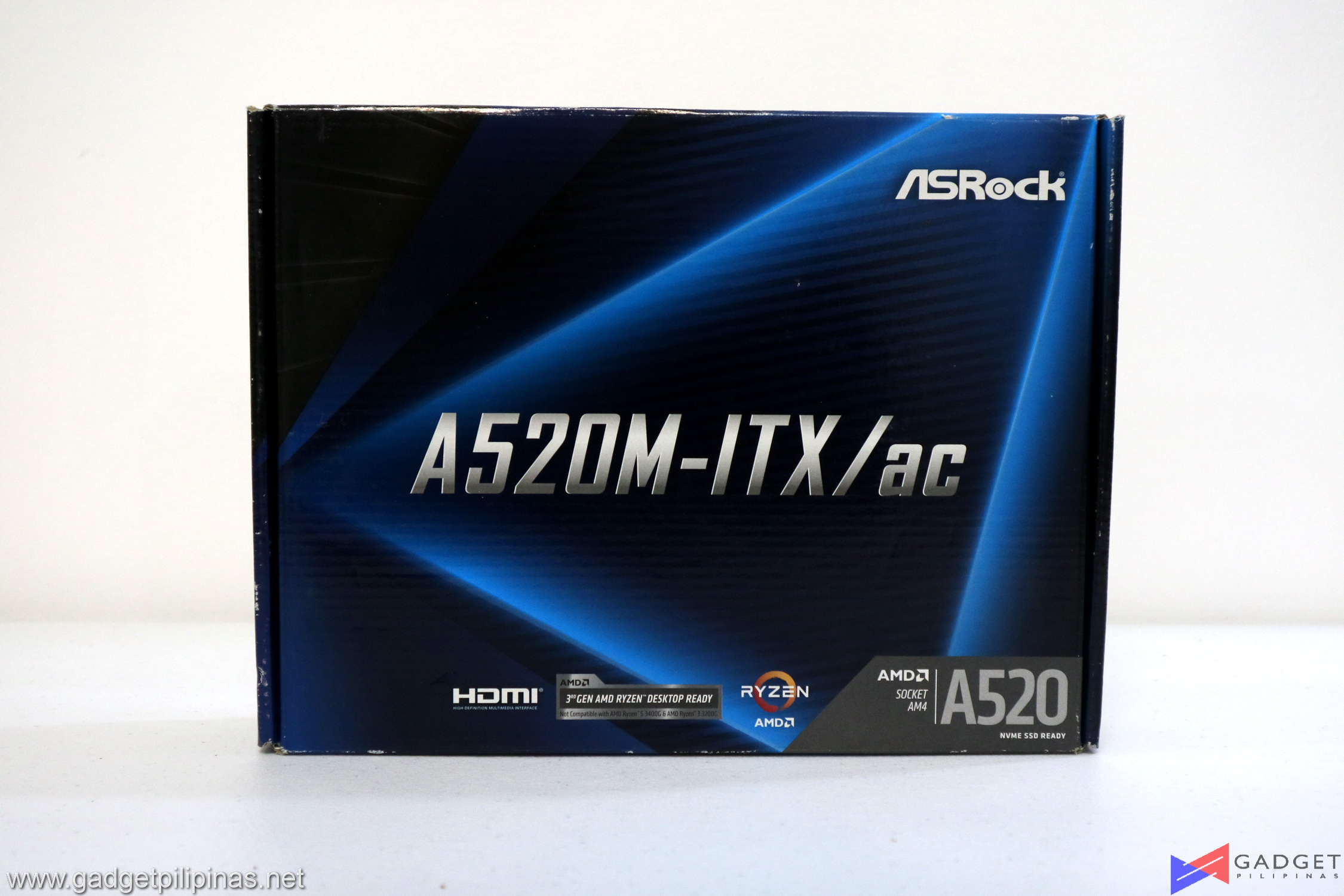 Php 60k ITX Gaming PC Build Guide 2021 Philippines - ASRock A520M ITX AC