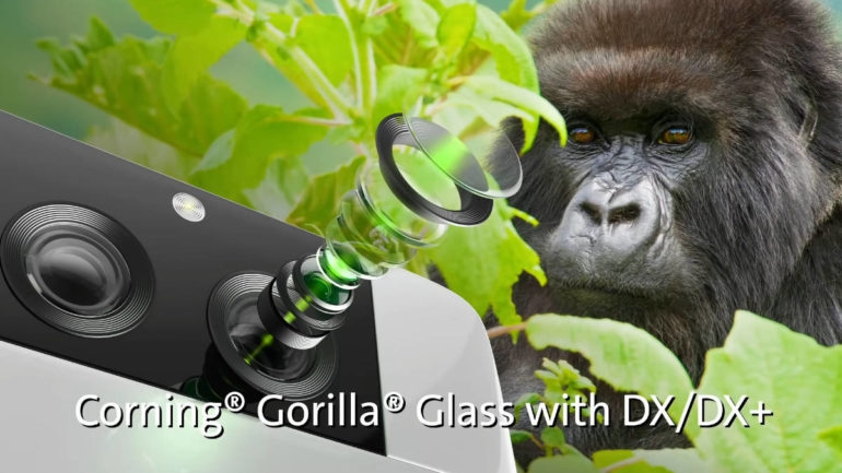 Corning Gorilla Glass DX and DX+