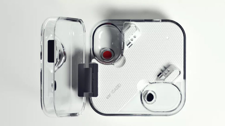 Nothing ear (1) charging case 1