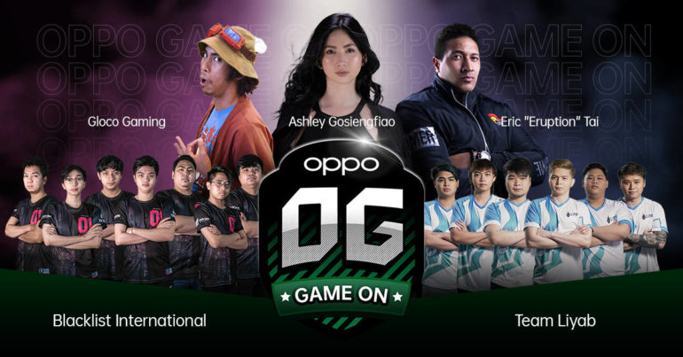 OPPO Doubles Down on OPPO Game On 2021 Campaign ambassador