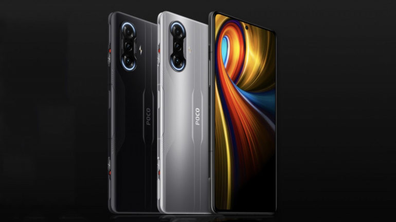 POCO F3 GT launched