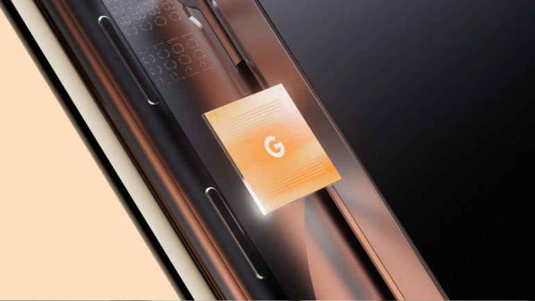 Google Pixel 6 and 6 Pro Tensor chip