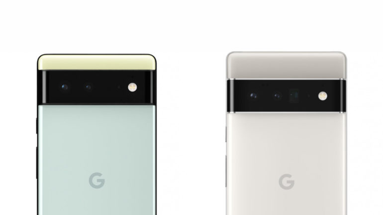 Google Pixel 6 and 6 Pro availability 2